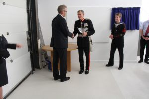 Queens Award Ceremony , Barnstaple 002
