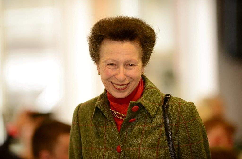 HRH Princess Royal visits the Highbury Trust