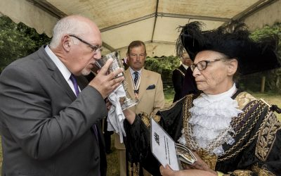 Ancient Water Ceremony honours legacy of Sir Francis Drake