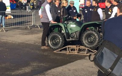 The Countess of Wessex attends Agrifest at Westpoint