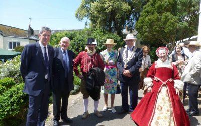 Fairlynch Museum opening