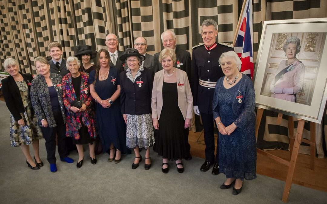 Awards for community champions and volunteer groups