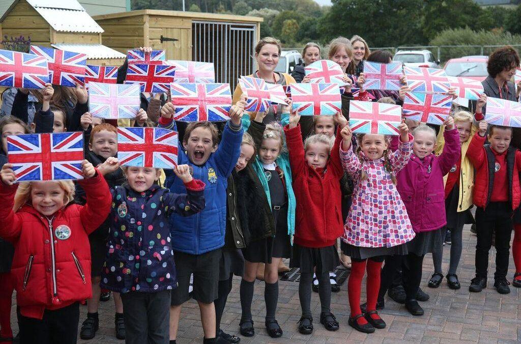 HRH The Duke of Gloucester visits Devon