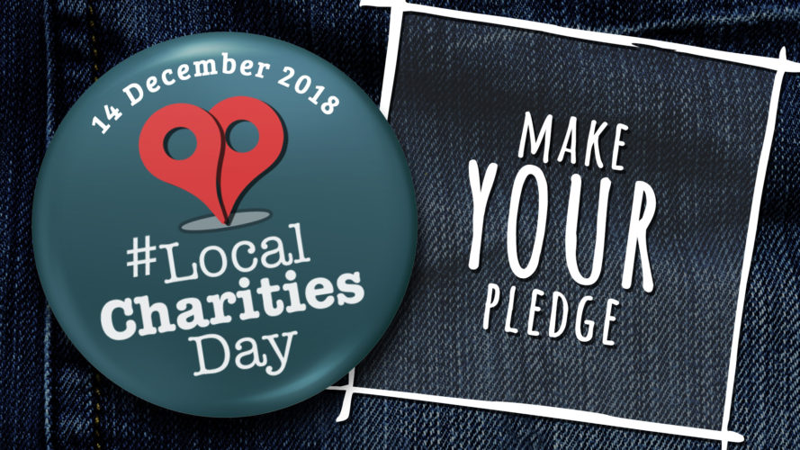 Local Charities Day 2018 announced as 14th December
