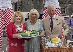 Their HRH's Prince of Wales and Duchess of Cornwall visit Devon 16th & 17th July 2019