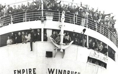 June 22nd marks National Windrush Day