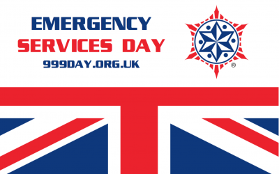 Emergency Service Day – National 999 Day – 9th Sept